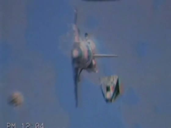UFO Filmed by Russian Cosmonaut